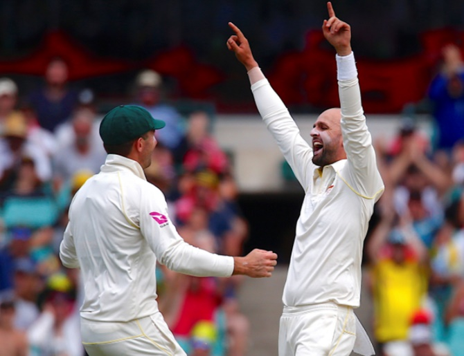 Ashes PHOTOS: Australia dominant as England stare at innings defeat