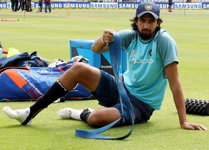 'Ishant too erratic; never led from the front'