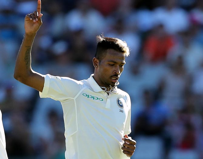Test cricket right now will be a challenge: Hardik