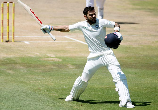 Kohli reaches 900-point mark, emulates Gavaskar
