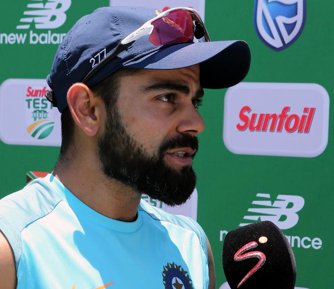 'Kohli can instil fear in youngsters'