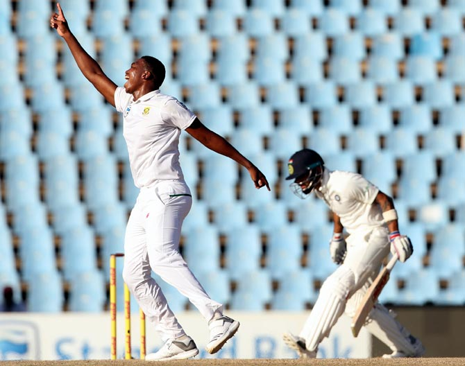 Kohli's wicket was a special moment: Ngidi