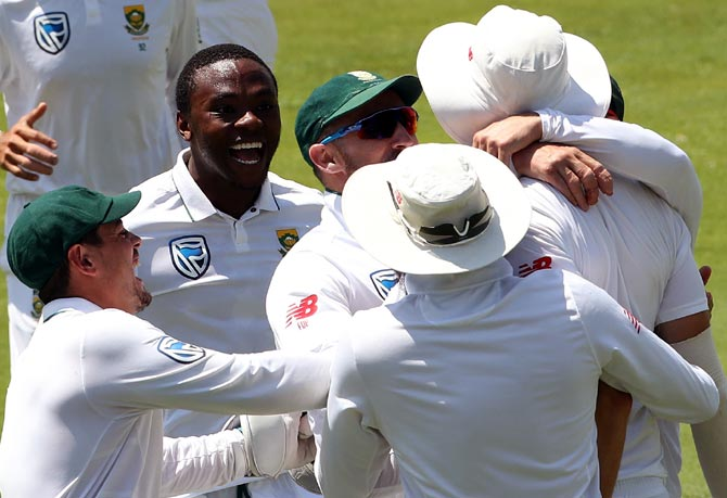 Ruthless South Africa eye series sweep against India