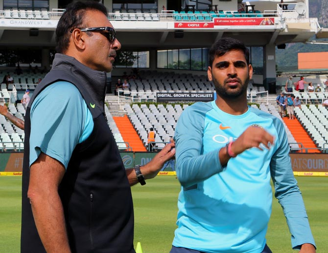 India made a big mistake by not playing Bhuvneshwar, says Fanie
