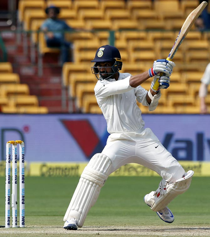 Shastri on why India left out Rahane for first two Tests