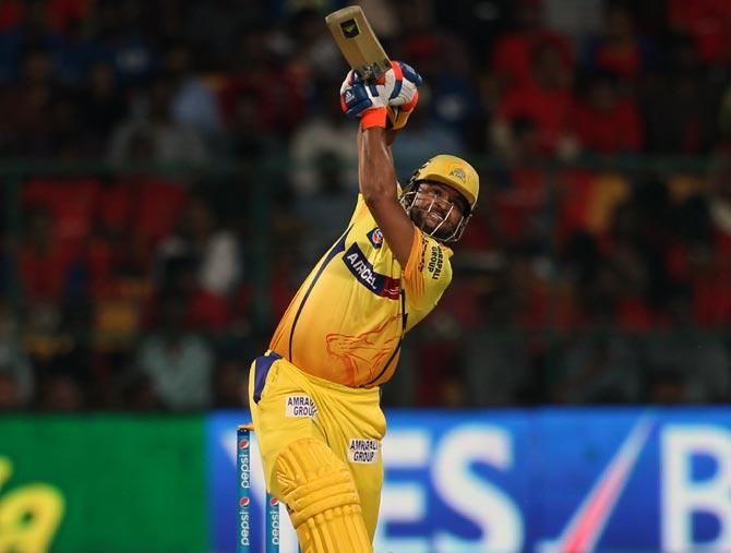 I became a real player at Chennai Super Kings: Raina