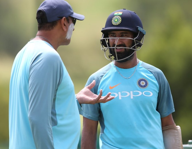 Kohli contradicts Shastri on preparation for SA series