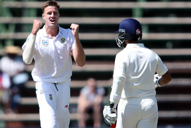 PHOTOS: South Africa take upperhand on Day 1