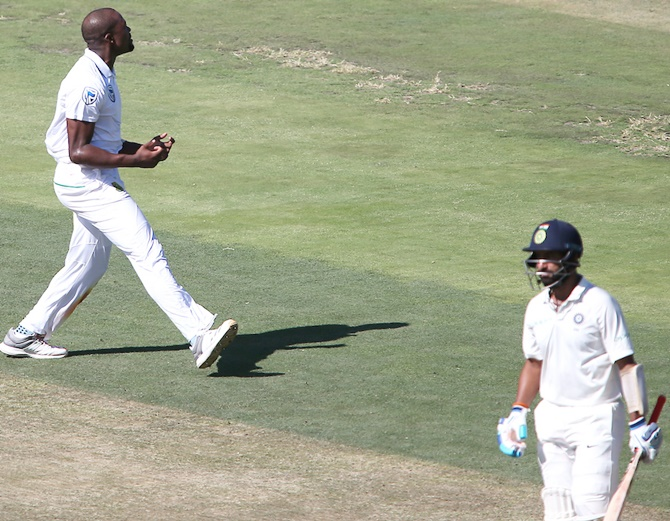 Important to look for runs on this surface: Phehlukwayo