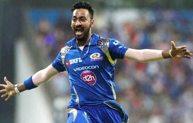 Krunal Pandya is costliest uncapped buy in IPL history