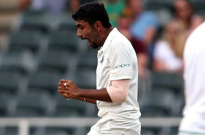 'Jasprit Bumrah has shown the right attitude to achieve success'