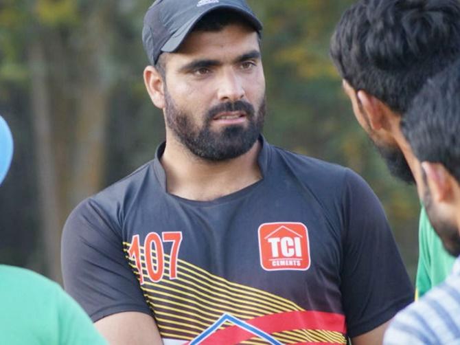 IPL: Kashmir hails Manzoor Dar entry; Rasool, Nazir miss out