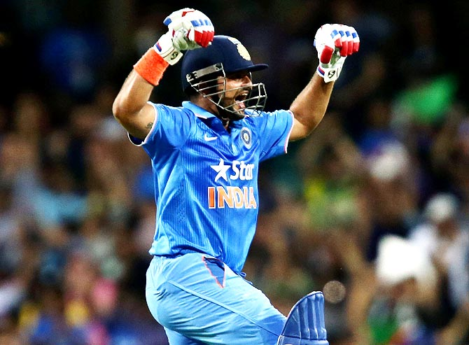 India recall Raina for South Africa T20s
