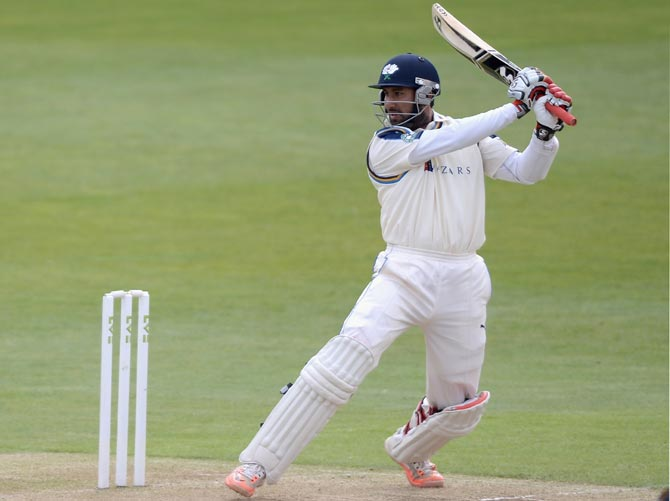 After IPL snub Pujara returns to English county cricket