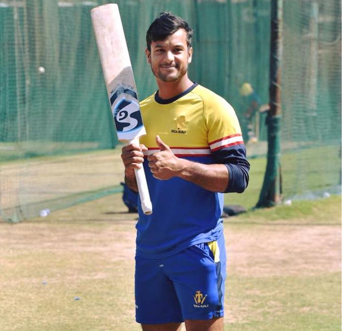 Here's what coach expects of Mayank Agarwal