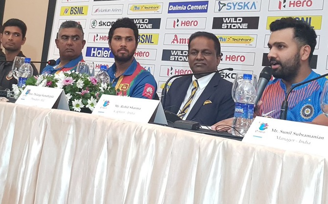 Why Sri Lanka coach feels 'second-string' India favourites to lift Nidahas Trophy