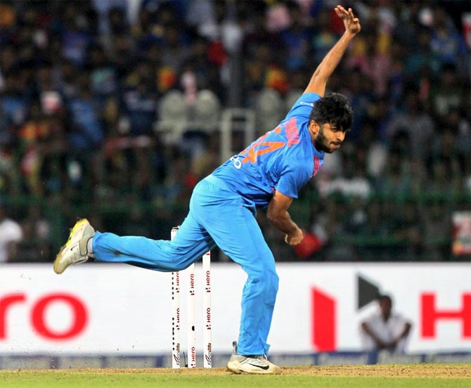 How Shardul mastered the 'knuckle ball'