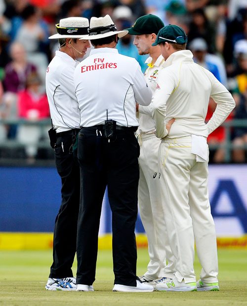 'Ball tampering scam has allowed world to slam boot into Aussies'