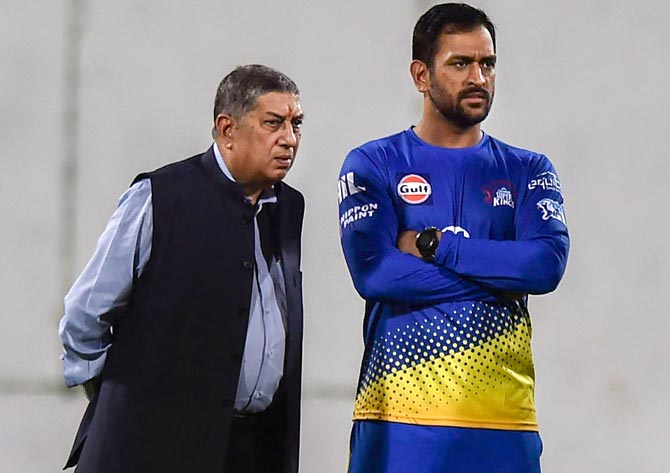 Dhoni breaks his silence on 2013 IPL fixing scandal