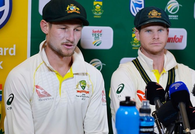 'This was pre-planned cheating. It may have been implemented by a junior player in Cameron Bancroft but it came with the backing and knowledge of 'the leadership group', a core of senior guys in the Australian set-up'