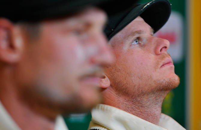 Former Australian captain Steve Smith received a year's ban for orchestrating the ball-tampering scandal during the Test series against South Africa last March
