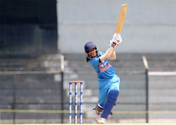 Jemimah shines as India women clinch Windies series