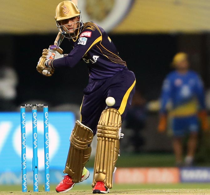 IPL PHOTOS: Gill, Narine power KKR to comfortable win