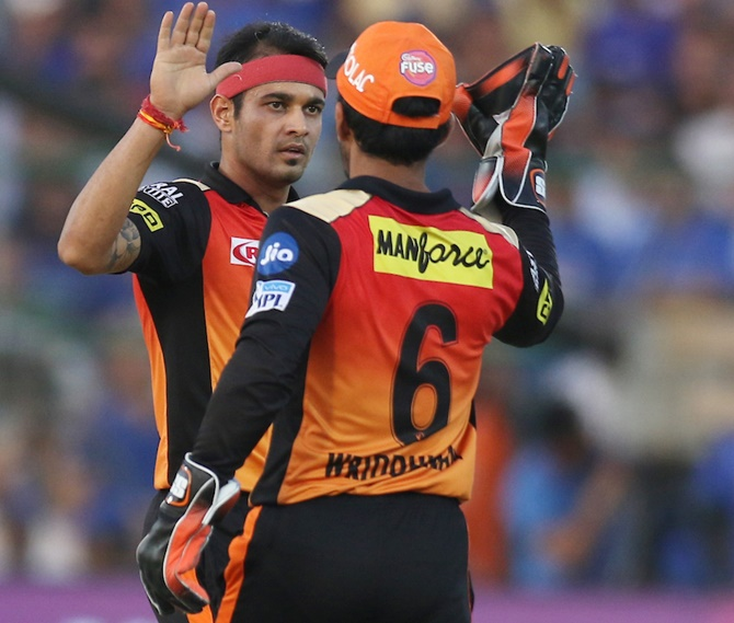 Irfan Pathan on the team with strongest bowling attack in IPL