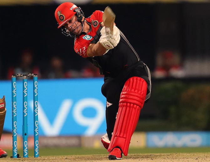 Big boost for RCB as de Villiers ruled fit for CSK clash