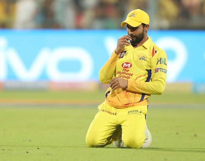 When Dhoni's CSK was exposed...