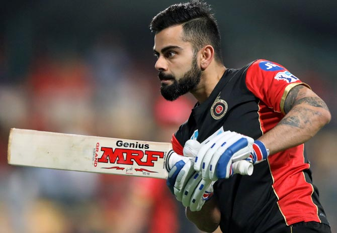Surrey deal: No fat contract, only nominal wages for Kohli