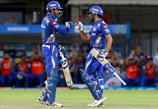 IPL PHOTOS: Krunal's assault keeps Mumbai in play-offs race