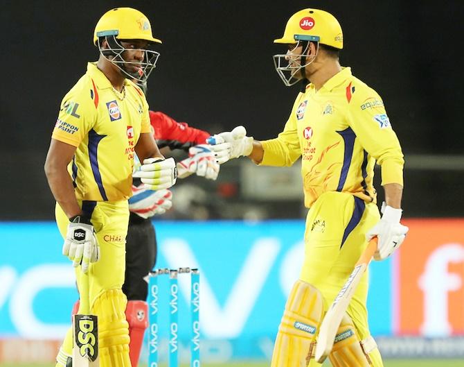 PHOTOS: CSK blow away RCB, inch closer towards IPL Play-Offs