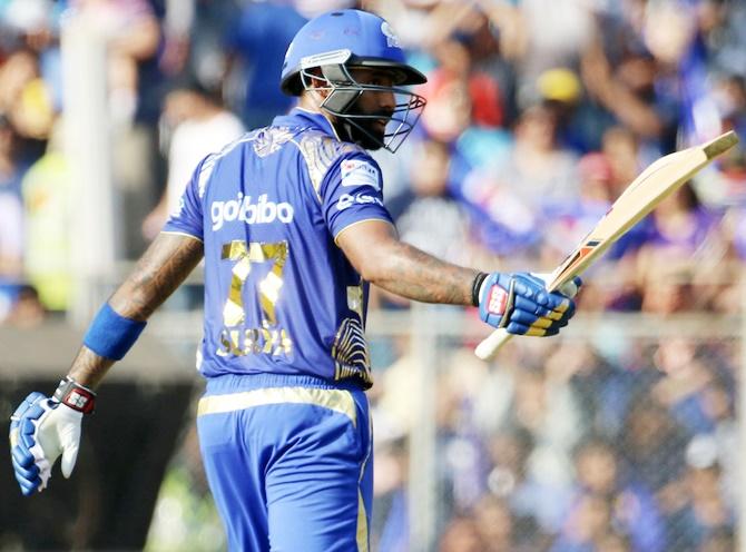 IPL PHOTOS: Suryakumar, Hardik star in Mumbai's second straight win