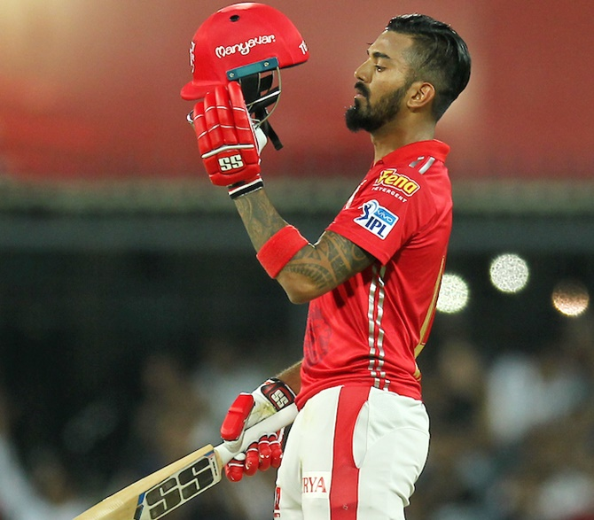 K L Rahul appointed KXIP captain for IPL 2020