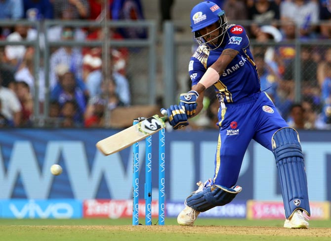 The star performer for Mumbai Indians in IPL-11