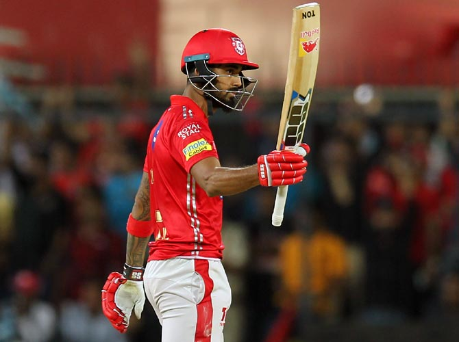 Opener Rahul wants to score big and not just fast
