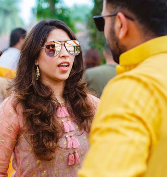 Don't miss Rohit Sharma's adorable message for his wife