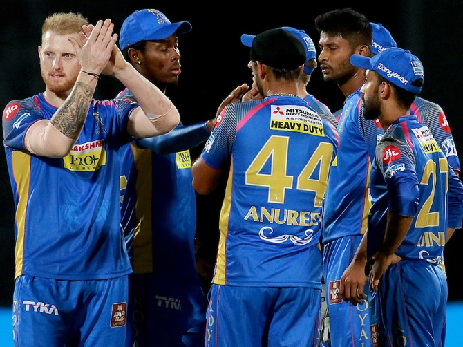 IPL-12: Costliest Stokes retained, 2nd costliest Unadkat axed