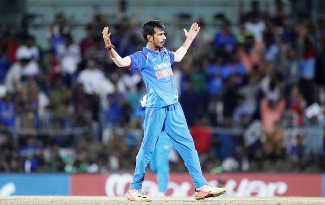 Chahal looking forward to tips from Hirwani ahead of England tour
