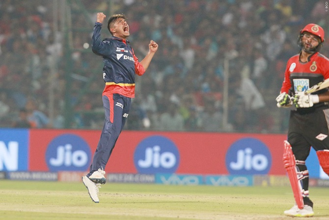 Nepal's 17-year-old spinner makes heart-warming IPL debut