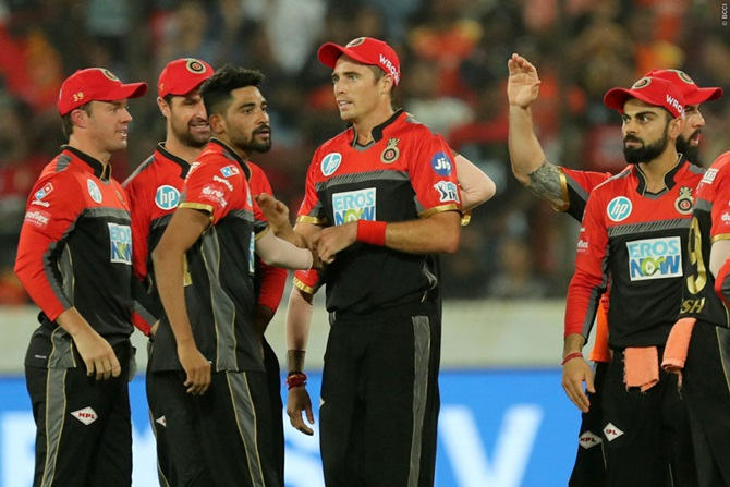 Batting the key for Bangalore, Punjab in must-win game