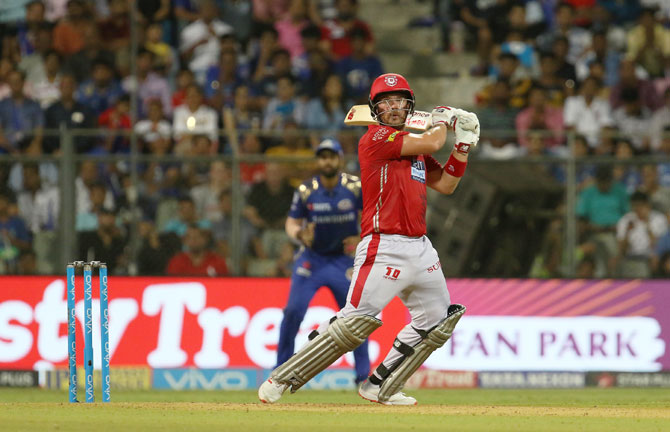 Aaron Finch made a significant contribution with 46 runs