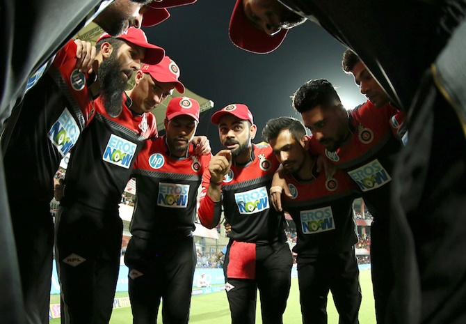 IPL Preview: RCB aim to continue revival take on table-toppers SRH