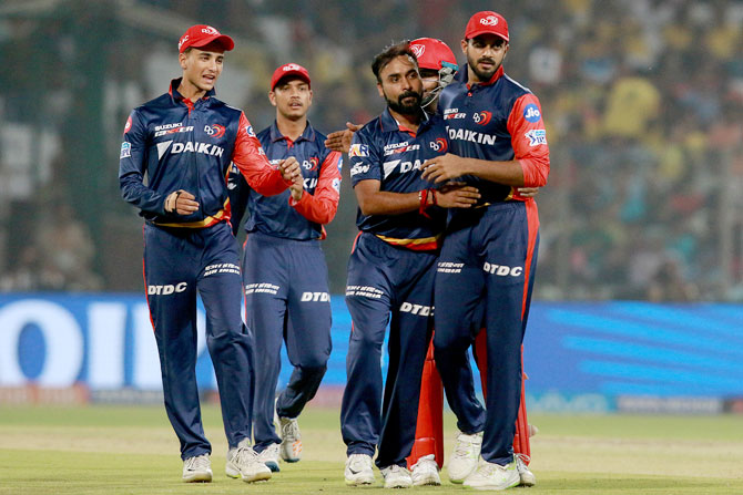IPL PHOTOS: Daredevils pull off stunning win over CSK