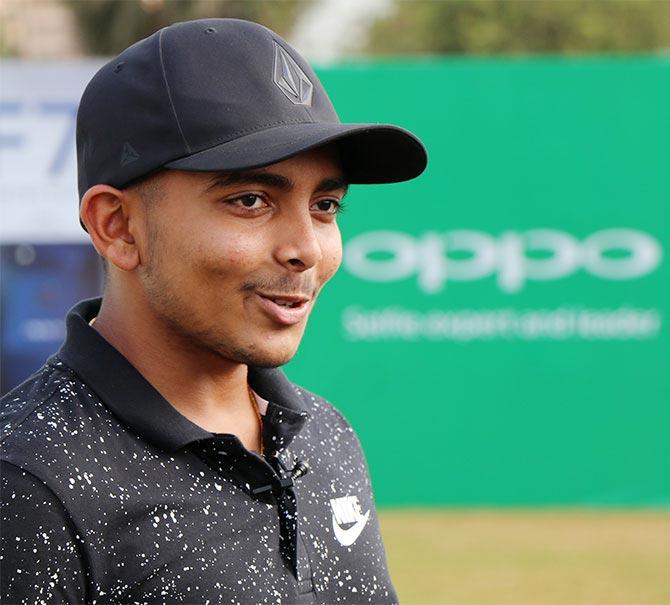 Feels good but I can't compare myself to Tendulkar, says Shaw