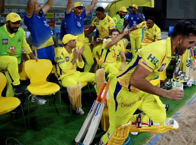 Dhoni says it's more about 'dressing room atmosphere'