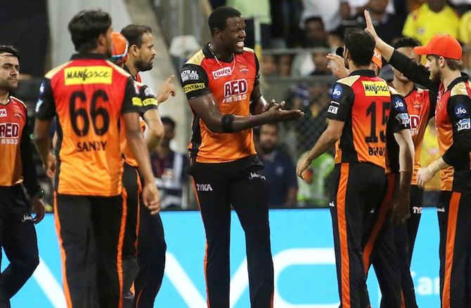 Williamson praises SRH bowlers after loss to CSK