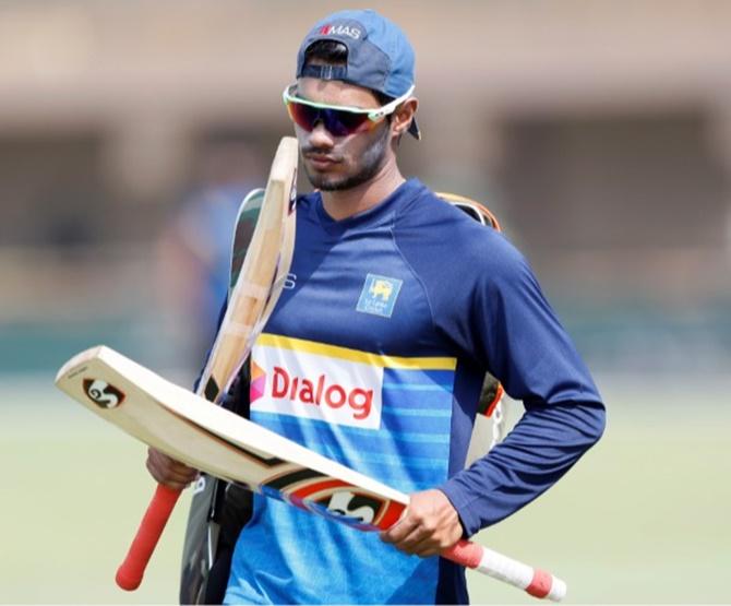 Cricket Buzz: Sri Lanka's De Silva grieving at home