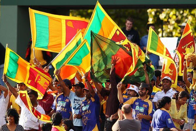 Sri Lanka fans ((Image used for representational purposes